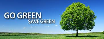 How You Can Go Green