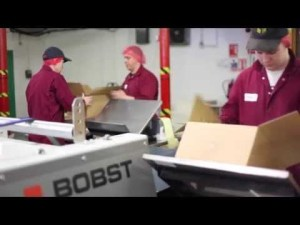 Why should you choose Bobst machines?